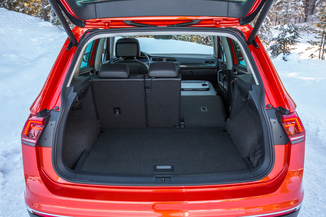 fiche technique volkswagen tiguan ii 1 4 tsi 125ch bluemotion technology trendline l 39. Black Bedroom Furniture Sets. Home Design Ideas
