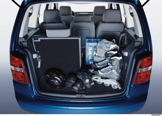 fiche technique volkswagen touran i 1 9 tdi90 family 7places 2005. Black Bedroom Furniture Sets. Home Design Ideas