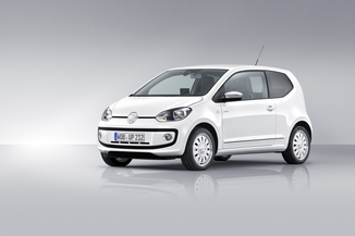 Volkswagen up! 1.0 75ch High up! 3p (12/2011)