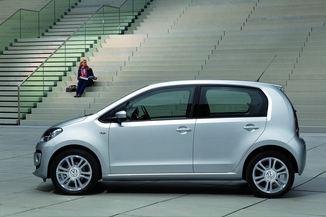 Cote argus VOLKSWAGEN Up