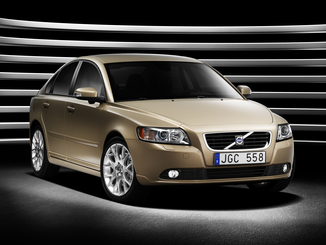 VOLVO S40 1.6 100ch Kinetic