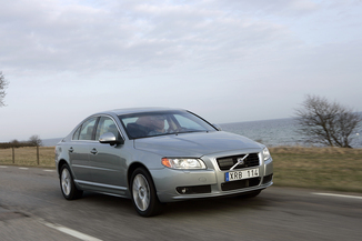 VOLVO S80 2.4 D 163ch  Momentum Geartronic