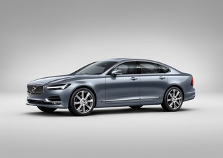 VOLVO S90 T8 Twin Engine 320 + 87ch Inscription Luxe Geartronic