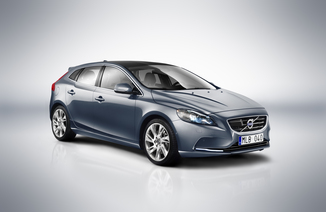 VOLVO V40 D2 115ch Start&Stop Momentum Business Powershift