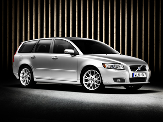 VOLVO V50 T5 AWD 230ch Summum Geartronic