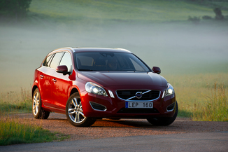 VOLVO V60 D2 115ch Start&Stop Kinetic Business