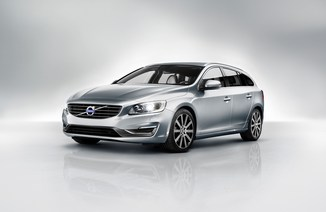 VOLVO V60 T5 240ch Summum Powershift