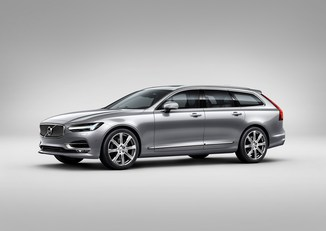 VOLVO V90 T8 Twin Engine 303 + 87ch Inscription Luxe Geartronic