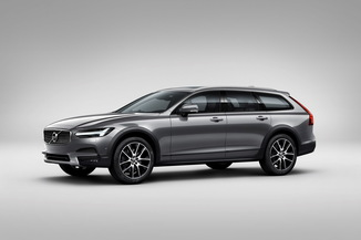 Volvo V90 Cross Country D4 AWD 190ch Pro (11/2016)