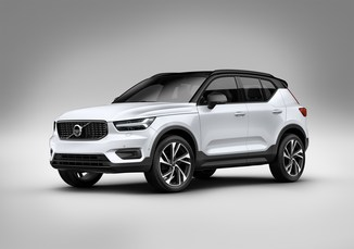 VOLVO XC40 D4 AdBlue AWD 190ch Inscription Geartronic 8
