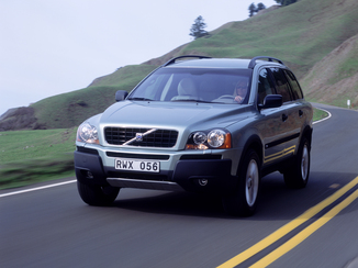 VOLVO XC90 2.5 T 210ch Summum 7 places