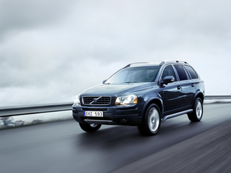 VOLVO XC90 D5 200ch R-Design Geartronic 7 places