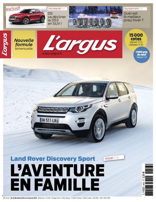 Journal Bimensuel L Argus En Kiosque Abonnement Journal