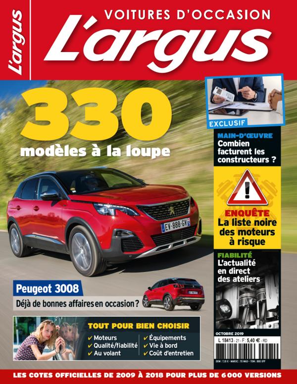 Acheter le guide L'argus voitures d'occasion en ligne - 04 ...