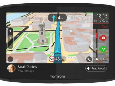GPS TomTom GO 620 en promotion sur Amazon