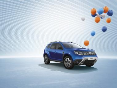 dacia duster 15 ans