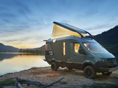 hymer vision venture concept