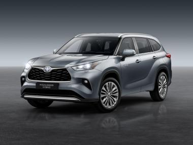 Toyota Highlander 2021 SUV 7 places hybride